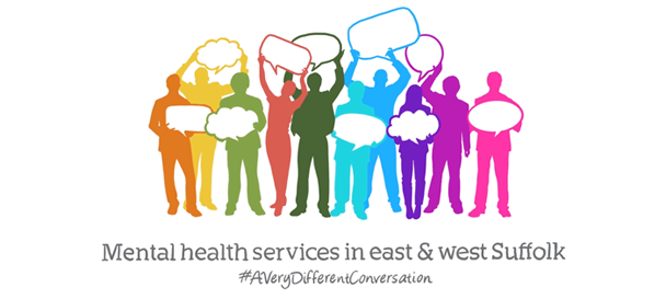 AVeryDifferentConversation logo - colourful people holding speech bubbles